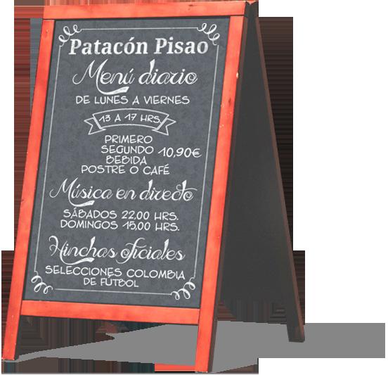 inicio-menu-del-dia-tablero-restaurante-patacon-pisao-e